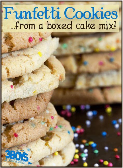 ways   box cake mix   boys   dog