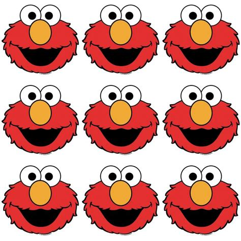 Printable Elmo Cake Template by 215 Best Images About Sesame Printables On