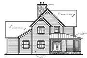 Country Style House Plan 4 Beds 3 5 Baths 2841 Sq/Ft