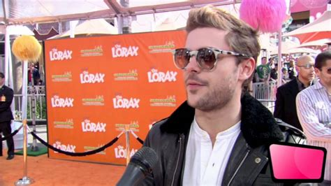 Zac Efron: The Lorax Premiere Interview [HD] - YouTube