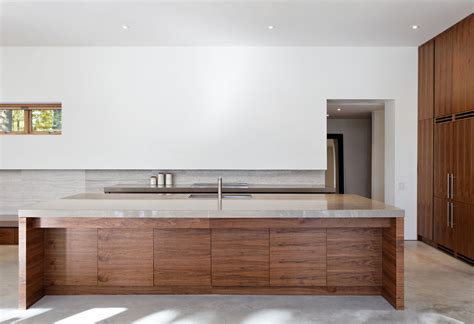 kitchen islands ontario carling residence in ontario canada by tact architecture 2081