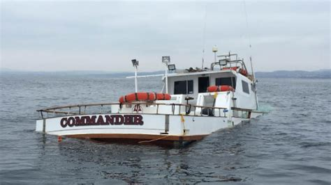 Small Fishing Boats For Sale San Diego by 2 Plead Guilty To Sinking 54 Foot Fishing Boat To Collect