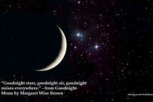 Goodnight Moon Quote – Writing On The Wall Books