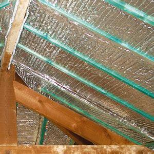 isolation mince toiture par l intérieur isolant mince pour toiture int 233 rieure avec ou sans sous