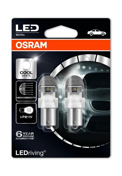 Led Len Osram by Osram Ledriving Premium Sl P21w Ba15s Led Bulbs Mk Led