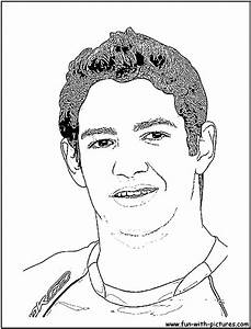 Alexandre Pato Coloring Page
