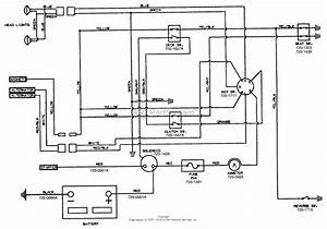 Mtd 14as84ah062  1997  Parts Diagram For Electrical System