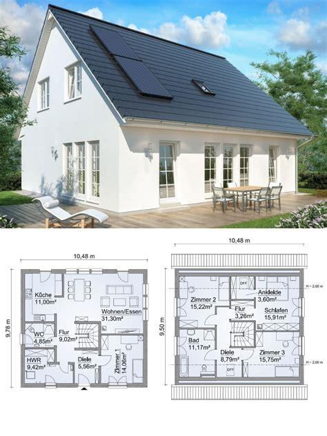 Einfamilienhaus E 15 1931 Landhausstil by Modernes Einfamilienhaus Im Landhausstil Grundriss Mit