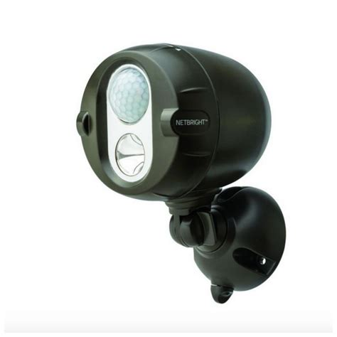 outdoor flood security spot light lighting motion sensor