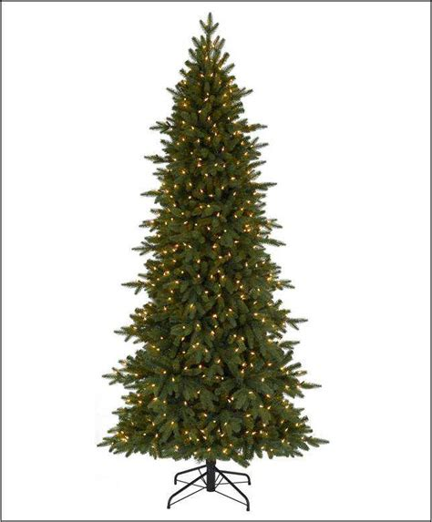 slim artificial christmas tree clearance