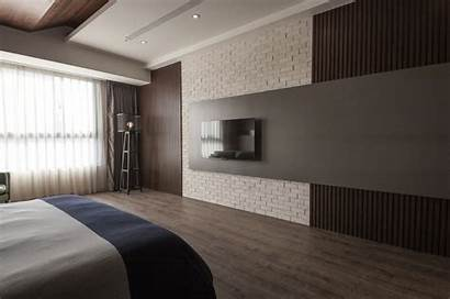 Loft Interior Minimalist Oliver Minimalistic Modern Tv