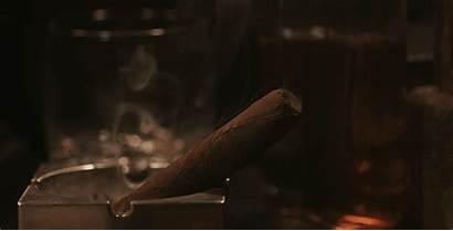 Cigar Gifs Smoke Smoking Cinemagraph Cigars Animation