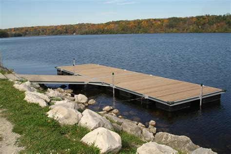 Floating Boat Dock Pics by Series 500 Floating Boat Docks Michigan Bloomfield