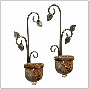 Wall sconce candle holder the pers guide