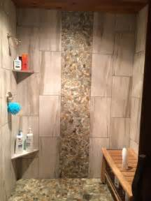 remodeling ideas for small bathrooms tile shower waterfall
