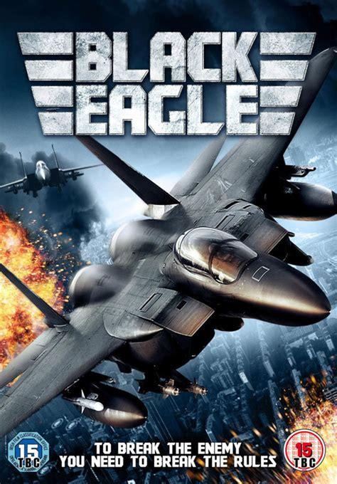 black eagle  poster  trailer addict