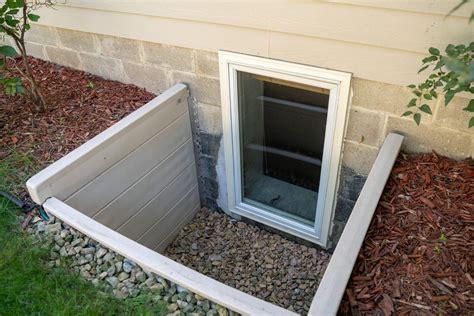 egress basement windows