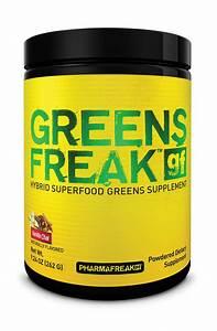 Greens Freak By Pharmafreak At Bodybuilding Com