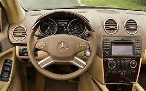 2009 Mercedes ML350 Interior