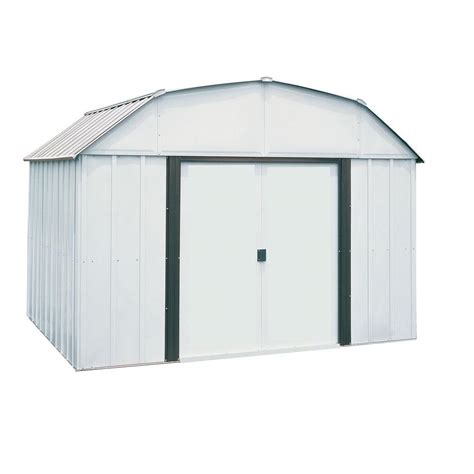 Home Depot Arrow Shed - arrow 10 ft w x 8 ft d steel storage building