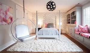 Rosa Grau Zimmer : jugendzimmer f r m dchen einrichten 60 ideen und tipps ~ Markanthonyermac.com Haus und Dekorationen