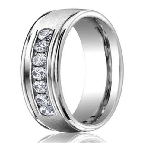 6mm s 950 platinum wedding ring justmensrings