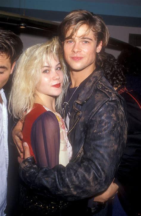 Christina Applegate Who Has Brad Pitt Dated Popsugar