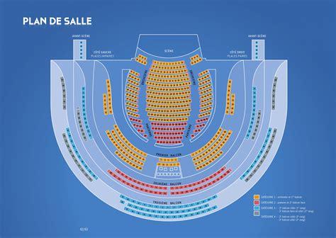 plan de salle theatre de plan de salle infos pratiques op 233 ra th 233 226 tre metz m 233 tropole