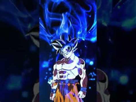 Dragon Ball Z 1080p Wallpaper Papel De Parede Animado Da Nova Transformação De Goku Youtube