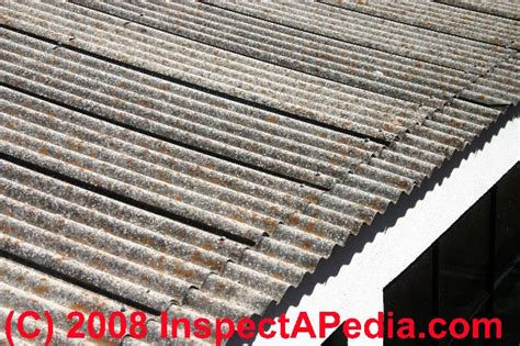 asbestos identification photo guide  building materials