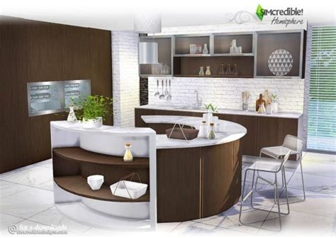 how to design a kitchen simcredible designs hemisphere kitchen sims 4 downloads 8615