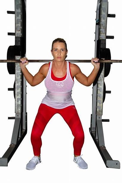 Squat Female Program Rapid
