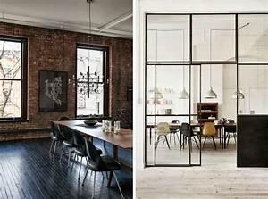 Deco Maison Industriel : id e d co salle manger industriel ~ Teatrodelosmanantiales.com Idées de Décoration