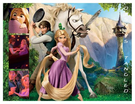 Rapunzel Eugene Images Tangled Hd Wallpaper And