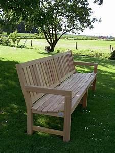 Schiebegardine 300 Cm Lang : vondel tuinmeubelen lange tuinbanken van hout 250 cm 300 cm en 345 cm van fsc hardhout ~ Markanthonyermac.com Haus und Dekorationen