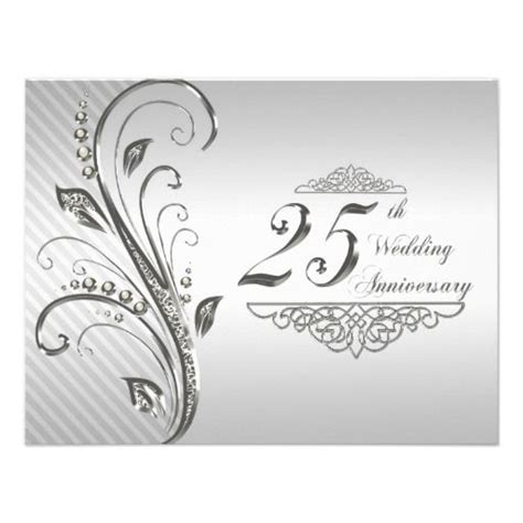 wedding anniversary invitation zazzlecom
