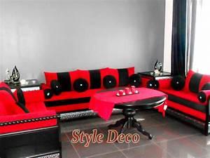 Salon Rouge Et Noir. salon rouge et noir photo 3 8 3499054. d ...