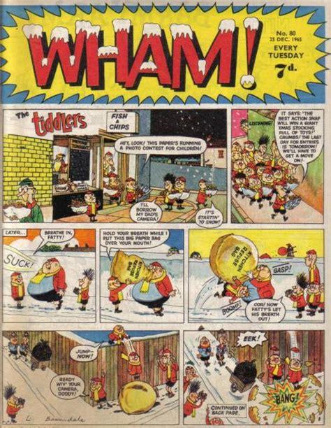 wham vine wham 28 issue