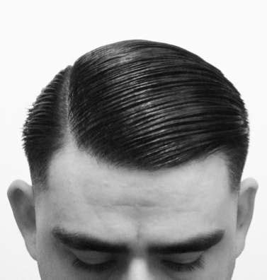 Classic Hairstyles for Men: The Side Part Style   Men's