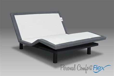 personal comfort bed basic adjustable bed flex base 3