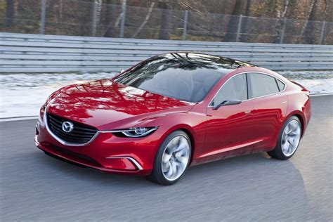 2015 Mazda Mazda6 Wallpaper Hd Photos, Wallpapers And