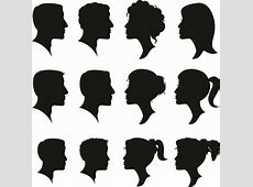 Woman silhouette free vector download 7,608 Free vector