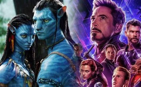 avatar  avengers endgame box office battle  years