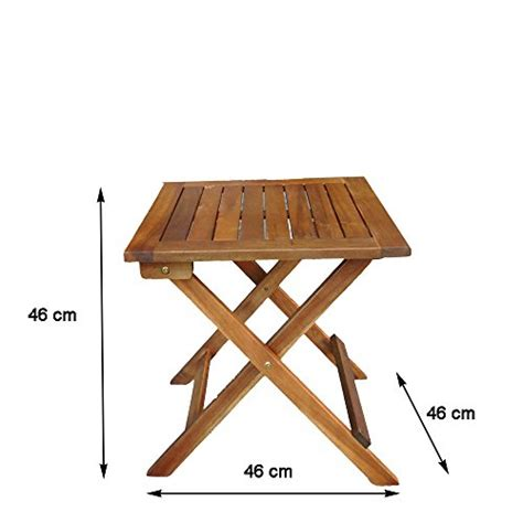 table d appoint pliable en bois 171 dionysos 187 table basse pliante en bois tables jardin d