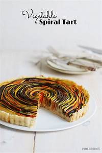Bake To The Roots : vegetable spiral tart bake to the roots ~ Udekor.club Haus und Dekorationen