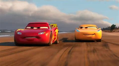 peach car film review cars 3 peach and buck