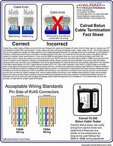5e645 Cat 6 Wiring Schematic