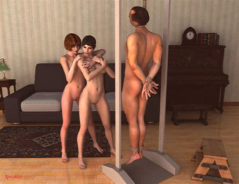 Femdom Hanging Orgasm Porn Pic From Femdom Noose Men