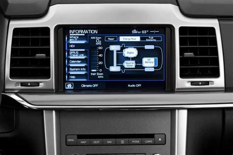 Preview 2018 Lincoln Mkz Hybrid Road Reality