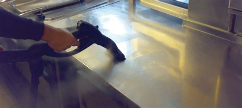 nettoyage cuisine professionnelle nettoyage vapeur des cuisines en restauration suprasteam